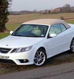 saab 9 3 convertible 2003 2011 review [ 1750 x 1168 Pixel ]
