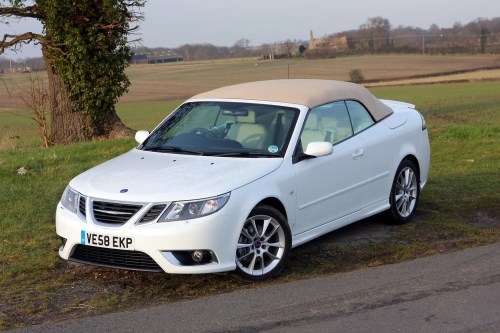 small resolution of saab 9 3 convertible 2003 2011 review