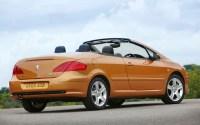 Peugeot Cabrio Modelle. peugeot 308 cc gebraucht kaufen ...