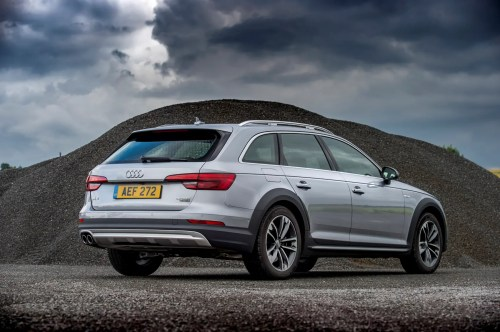 small resolution of  audi 2016 a4 allroad static exterior