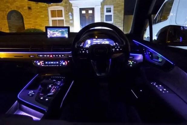 Audi Sq5 Interior Lighting Brokeasshome Com