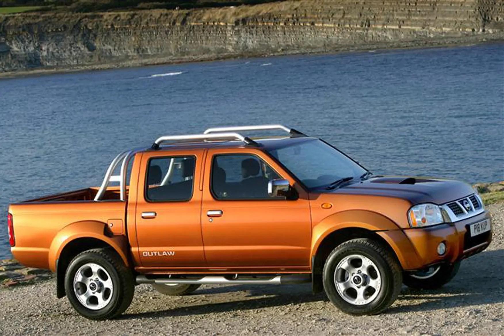Nissan Pick Up Navara Pickup Review