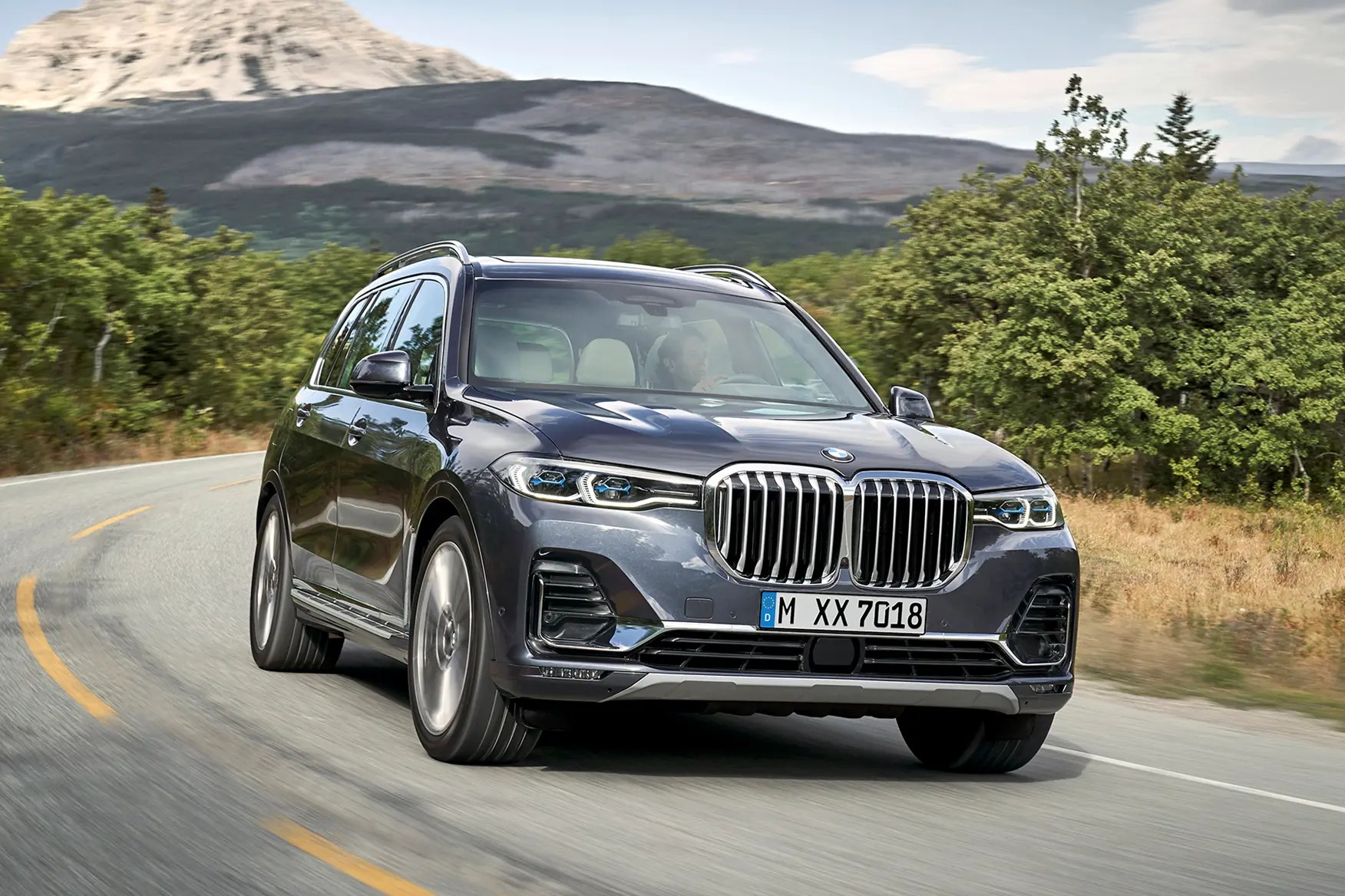 Bmw X7 Suv Review Summary