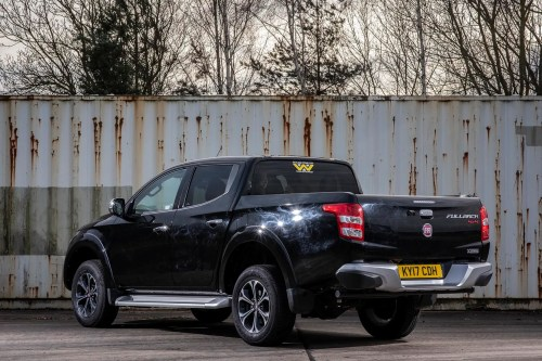 small resolution of  fiat fullback 180 lx rear