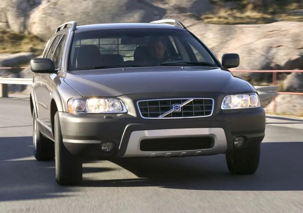 Volvo Xc70 Estate 2000 2007 Photos Parkers