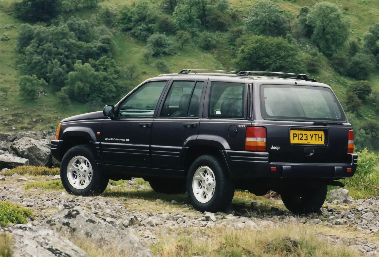 Jeep Grand Cherokee Overland Summit On Wiring Diagram For 2004 Jeep