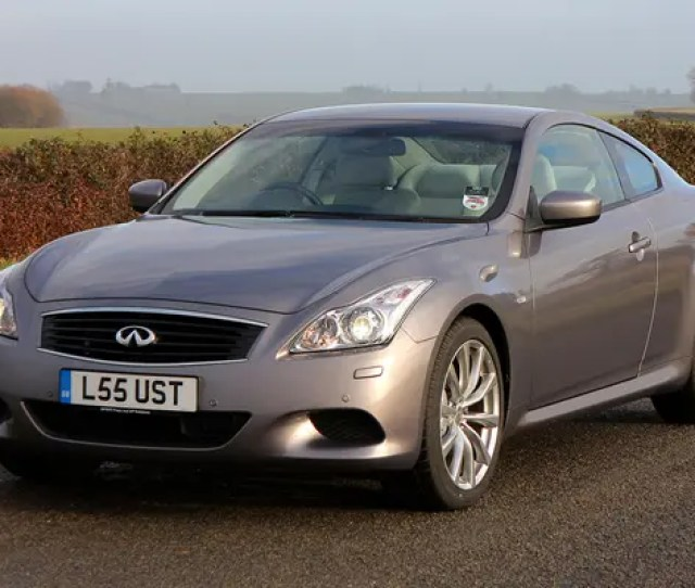 Infiniti G Coupe    Out Of