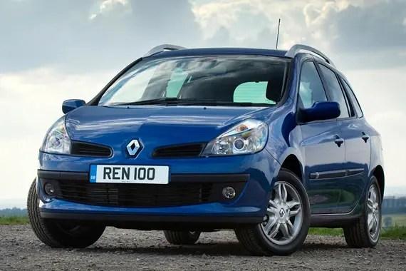 Renault Clio Estate 1 2 Tce Expression 09 5d Specs Dimensions Parkers