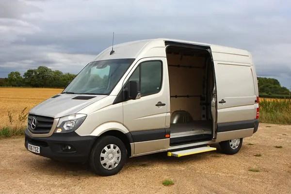 Loads Sprinter Vans