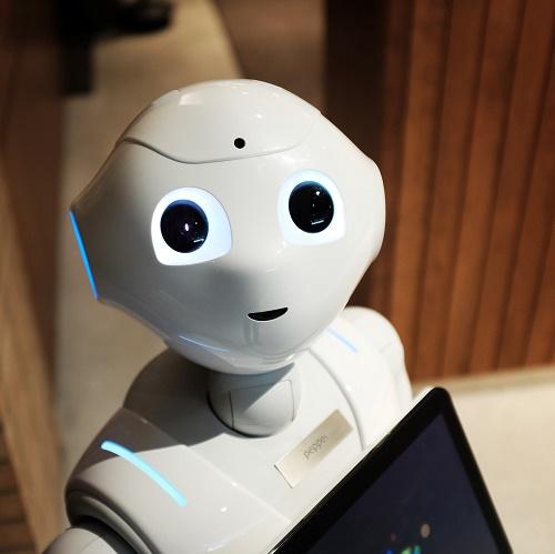 retail robot pepper