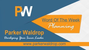 Plan Your Vision- Word of the Week – Day 2