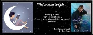 Not Human Enough By Kazy Reed
