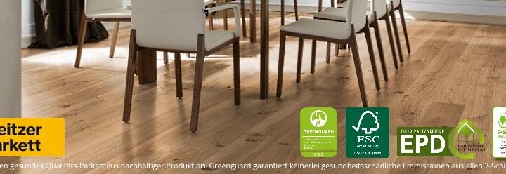 Weizer Parkett Qualität seit 1831 – Top-Seller Programm