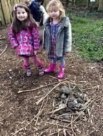 sophia and Izzy nest