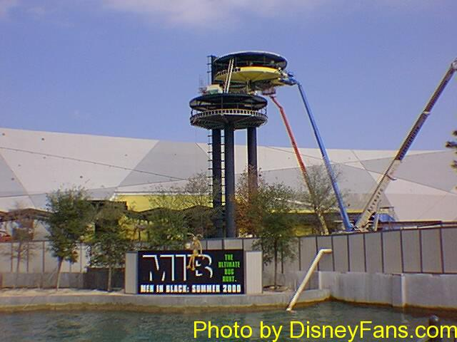 Universal Studios Florida in 1998