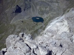 Blick Richtung Südtiroler Tribulaunhütte