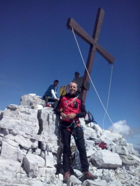 Am Gipfel