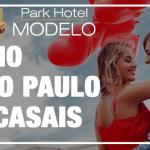 Um lugar perfeito cheio de romantismo para os casais no interior de São Paulo