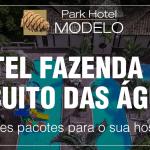 Hotel Fazenda no Circuito das Águas