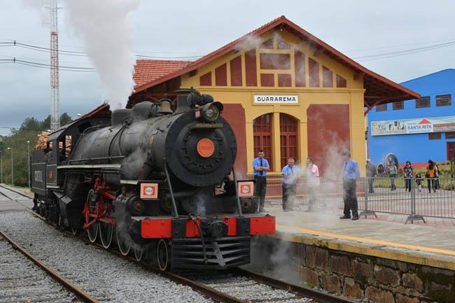 passeio de trem sp