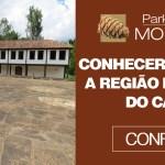 Conhecer melhor a região do Vale do Café, RJ, através do turismo histórico e rural.