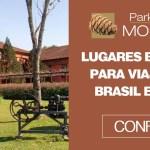 Lugares baratos para viajar no Brasil em 2019