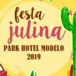Festa Julina no hotel fazenda