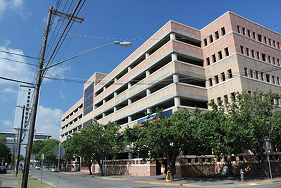 San Antonio Garage SAG  Parking  Transportation  The University of Texas at Austin