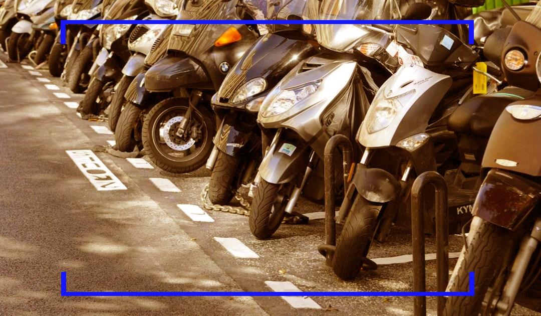 Le vol et le vandalisme subis par les 2 deux-roues motorisés à Paris