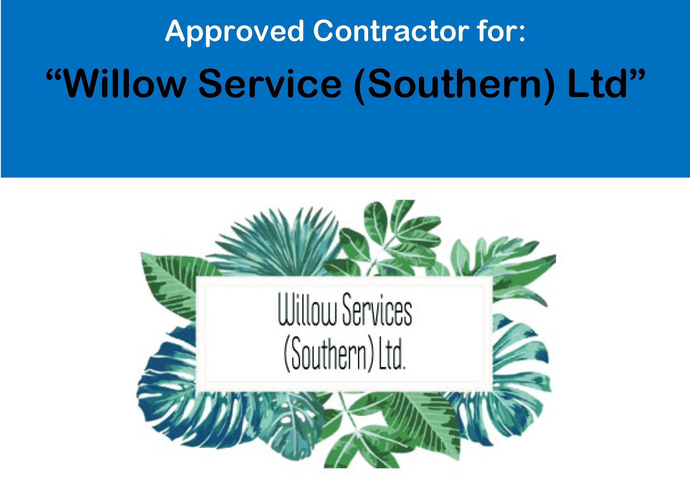 Willow Services (Southern) Ltd Logo