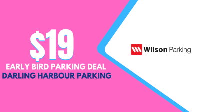 Cheap Darling Harbour Parking