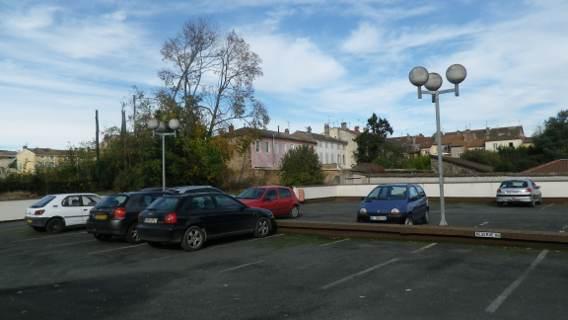 Aude a investi dans un parking