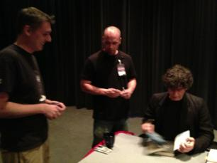 S. C. Green meets Neil Gaiman