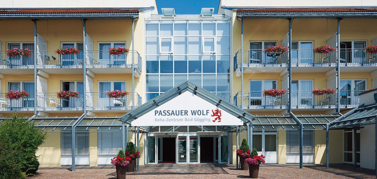 PASSAUER WOLF - Fachklinik Bad Gögging