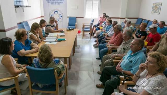 Parkinson Bahia de Cadiz