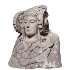 Dama de Elche – Fotografía de Francisco J. Díez Martín