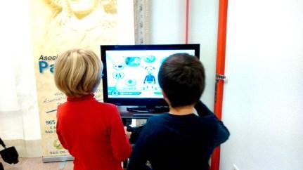 Jugando a la Wii - Talleres para Niños