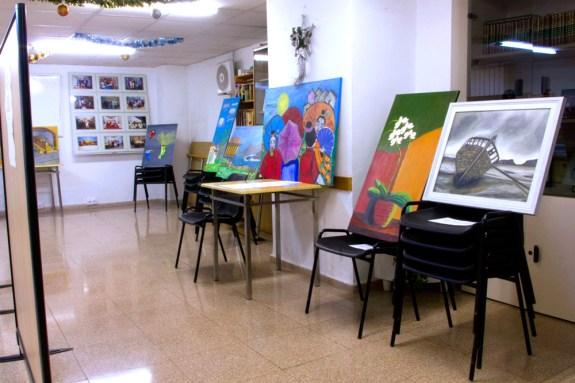 Exposición Pintura