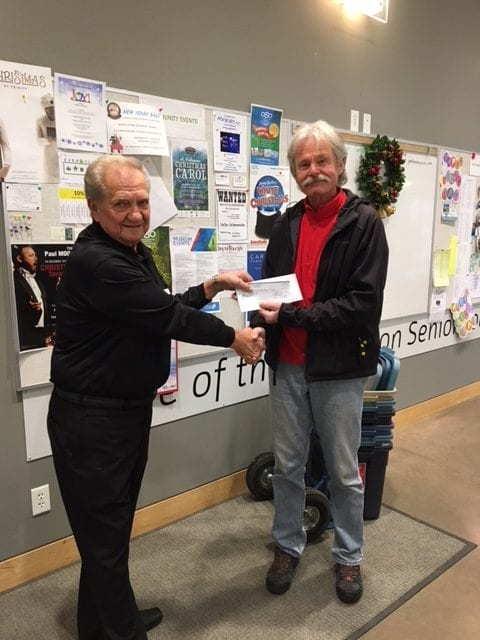 Giving To The Kelowna Community Food Bank