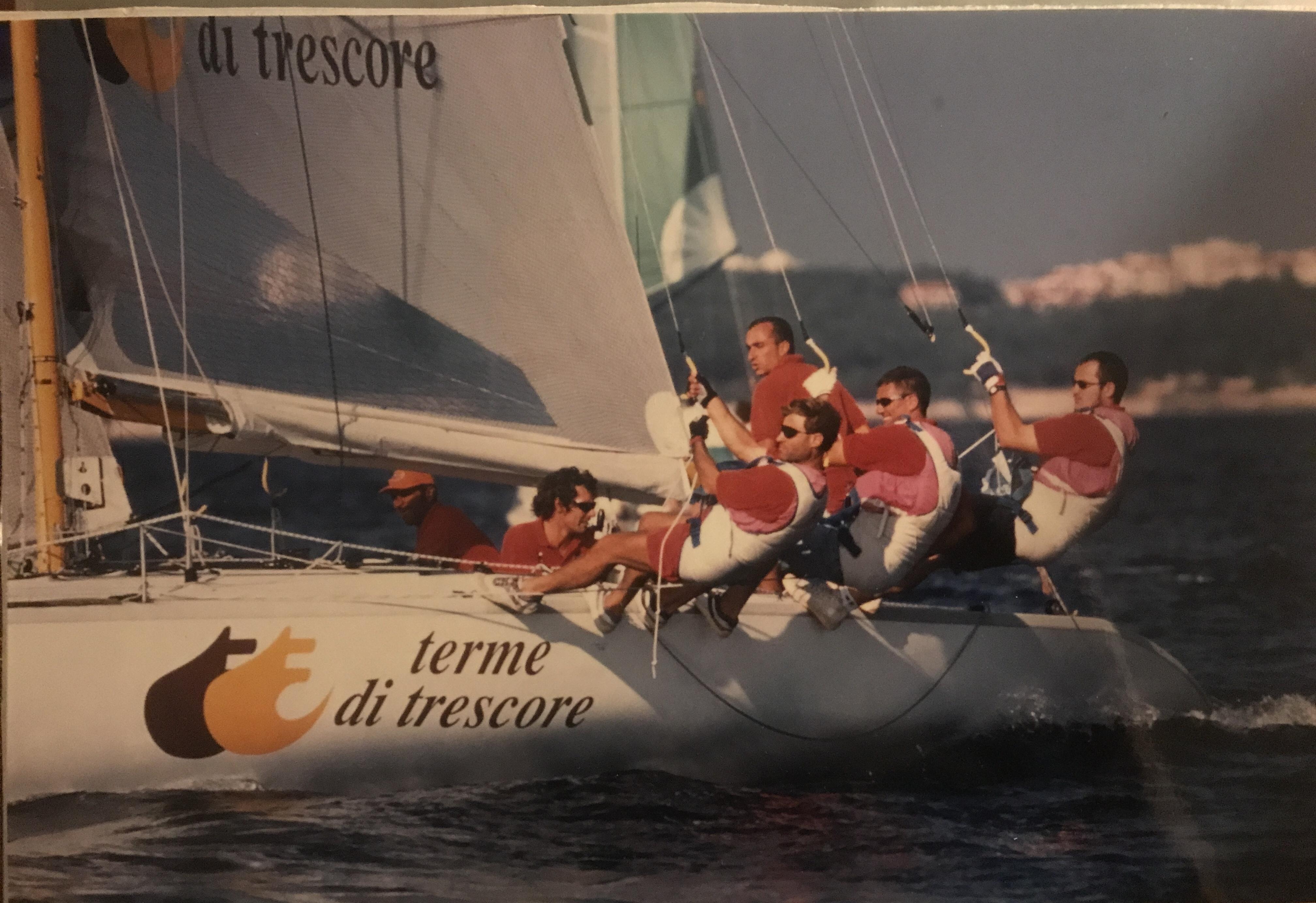 campionato europeo Asso 99 .JPG