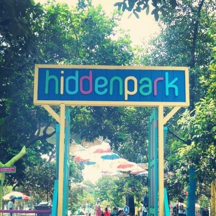 Hidden Park [photo by Tirta]