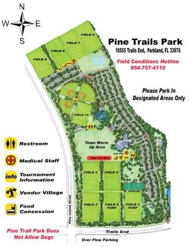 Parkland Florida Map : parkland, florida, Parkland, Soccer