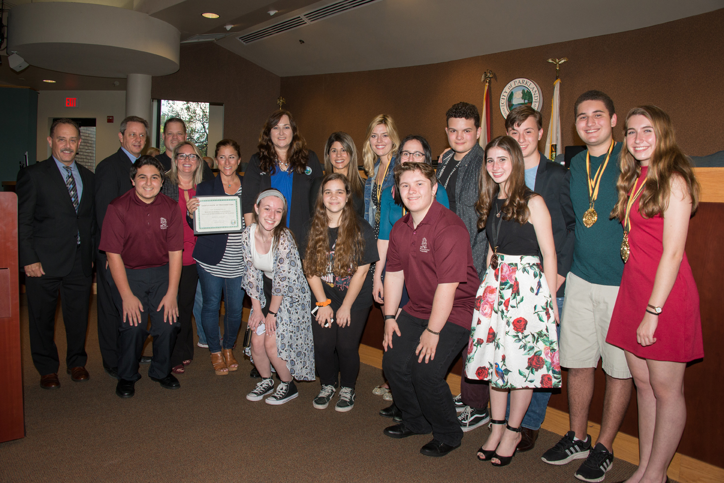 Stoneman Douglas Drama Students Recognized For Cappies