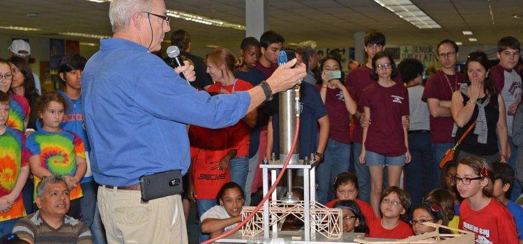 Three Parkland Schools Part of $277,000 Robotics Grant