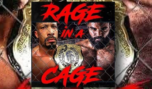 Tickets on Sale for 'Rage in a Cage' Live Wrestling Event September 9