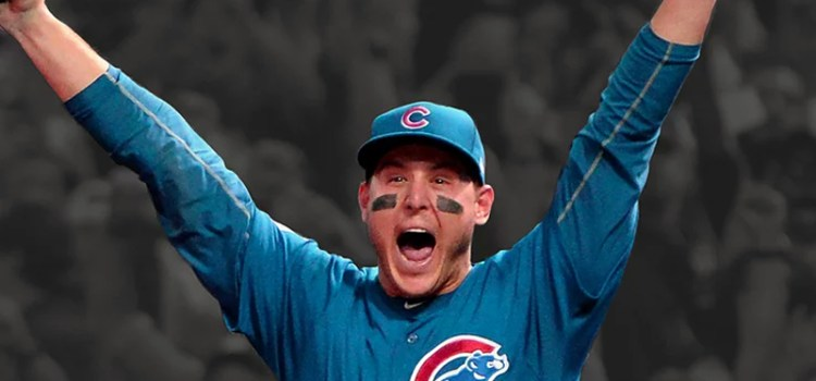 Anthony Rizzo Hosts Fundraiser for His Former Parkland High School