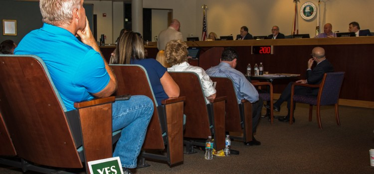 Parkland Planning and Zoning Denies Charter School Recommendation