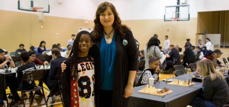 Checkmate: Kids Challenge Mayor in Second Annual Chess Challenge