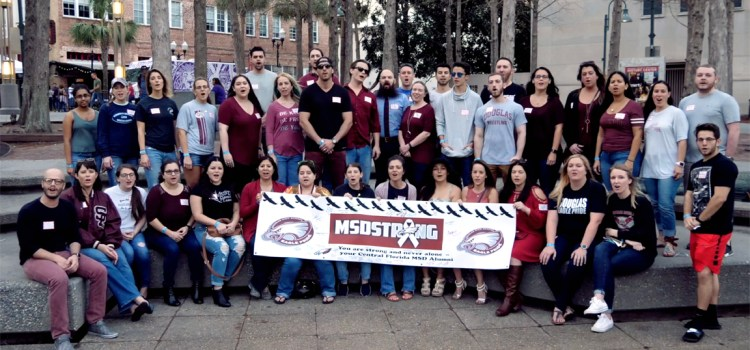 Alumni Share Video Messages with Stoneman Douglas Community