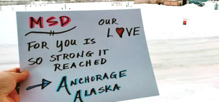The World Shares Love for Marjory Stoneman Douglas in Inspiring Video